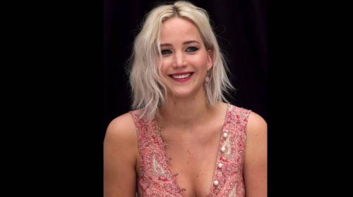 Tras filtración de sus fotos íntimas, Jennifer Lawrence rompe silencio