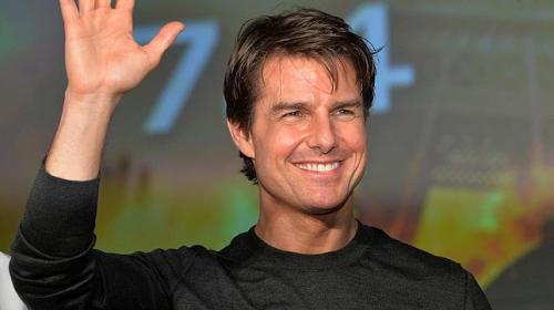 """Tom Cruise se lesiona con acrobacia en rodaje de """"Misión Imposible 6"""""""