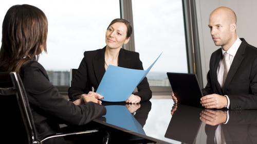Señales que establecen el éxito de una entrevista de trabajo