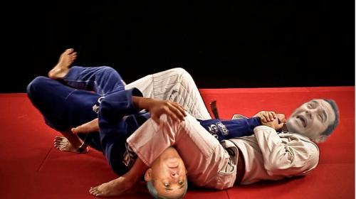 La corrupción está haciendo jiu-jitsu