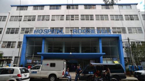 Balacera en la emergencia del Hospital Roosevelt deja dos muertos