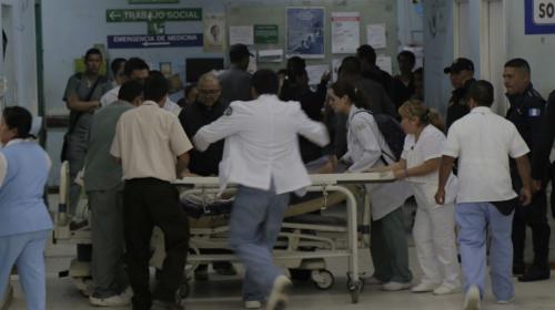 Aumenta el número de fallecidos tras ataque en Hospital Roosevelt