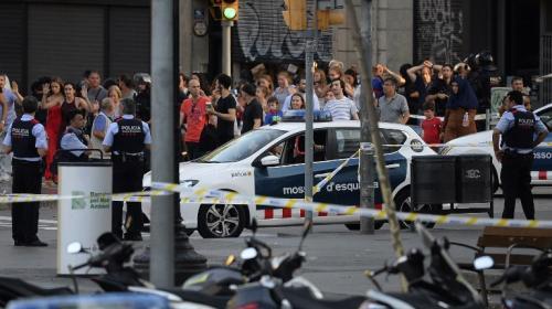 La CIA advirtió sobre el ataque terrorista en Barcelona