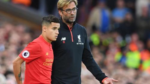 Liverpool rechaza otra millonaria oferta del Barça por Coutinho