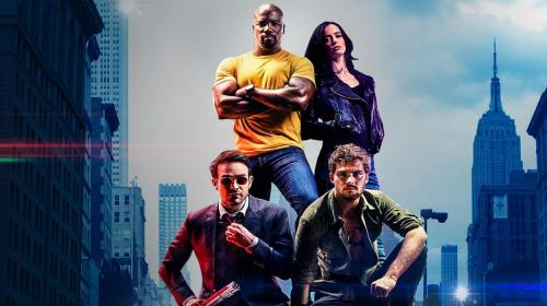 """Netflix y Marvel estrenan la serie de """"Los Defensores"""""""