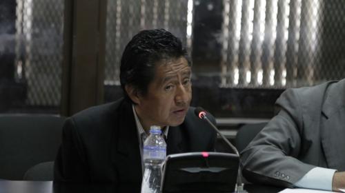 Exministro de Cultura dice que fue discriminado durante su gestión