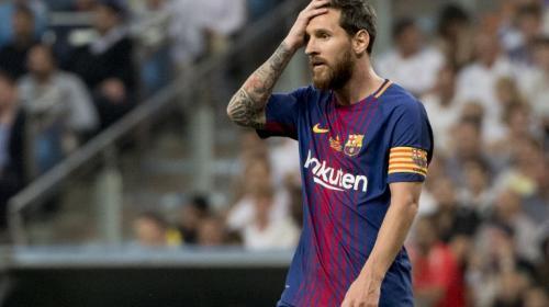 Messi tratará de guiar al Barcelona sin Neymar ni Suárez
