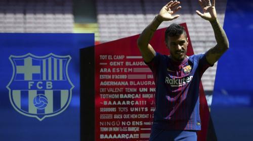 El cuestionado fichaje del Barcelona no podrá debutar este domingo