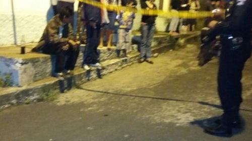 Derrumbe en Barrio San Antonio dejó una menor fallecida