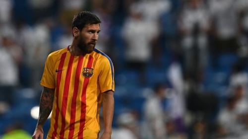 ¿Messi al Mánchester City? Esto dicen en el club que entrena Guardiola