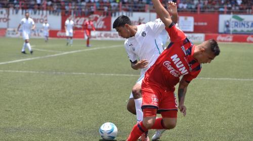 Malacateco vence a Comunicaciones en el primer tiempo
