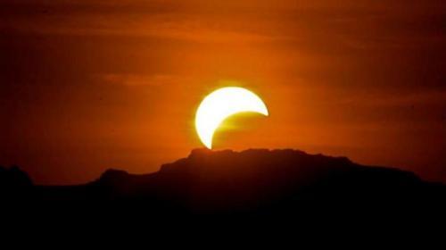 Esto debes saber para observar el eclipse parcial de Sol
