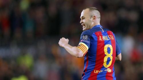 Iniesta cuestiona su futuro en el Barça y enciende las alarmas