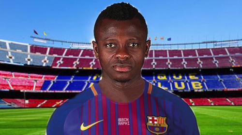 Un africano será el cuarto fichaje del FC Barcelona esta temporada
