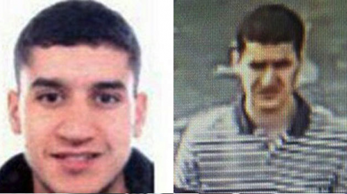 Policía de Barcelona abate al autor de los atentados terroristas