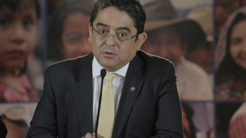 """Nuevo PDH, Jordán Rodas: """"La pena de muerte no es la solución"""""""