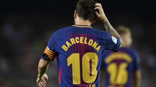 Presidente del Barça reveló detalles sobre el contrato de Messi