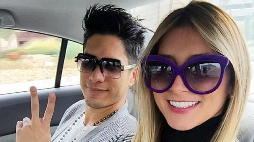 La romántica propuesta de matrimonio que hizo Chyno Miranda