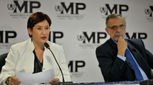 MP y CICIG revelarán investigación sobre financiamiento electoral 2015