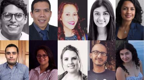 10 jóvenes emprendedores que llevarán un pedazo de Guatemala a EE.UU.
