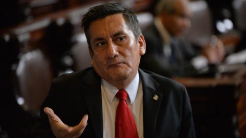 Antejuicio contra Roberto Villate, diputado y exsecretario de Lider