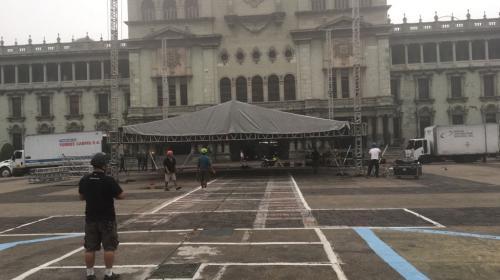 Dos eventos coincidirán este sábado en La Plaza