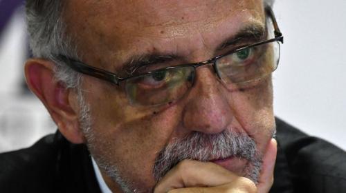 Así luce el rostro de Iván Velásquez tras declararle non grato