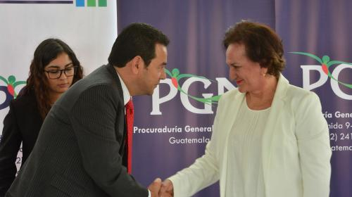PGN pide a Jimmy que reconsidere la decisión de expulsar a Velásquez