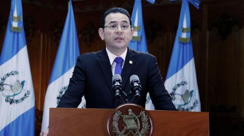 Jimmy ratifica decisión de nombrar non grato a Iván Velásquez