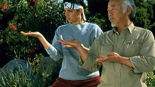 """Así lucen los protagonistas de """"Karate Kid"""" a 33 años de su estreno"""