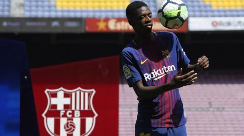 El Barça presenta a Dembélé y tratará de olvidar a Neymar