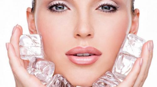 Cuida tu piel con los beneficios de la hieloterapia casera