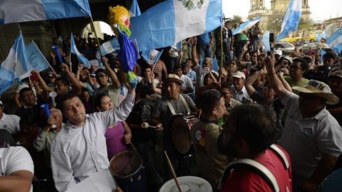 Convocan a marchas para rechazar expulsión de Iván Velásquez