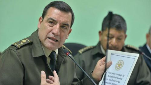 Gobierno descarta declarar Estado de Sitio en el país