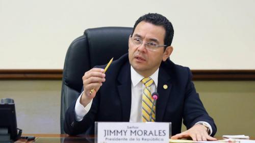 """Esta es la carta con la que Jimmy declaró """"non grato"""" a Iván Velásquez"""