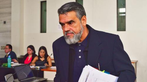 Barquín cita canción de Los Tigres del Norte para pedir su libertad