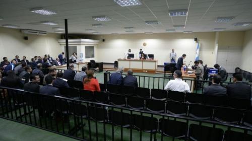 Doce personas ligadas a proceso en el caso Construcción y Corrupción