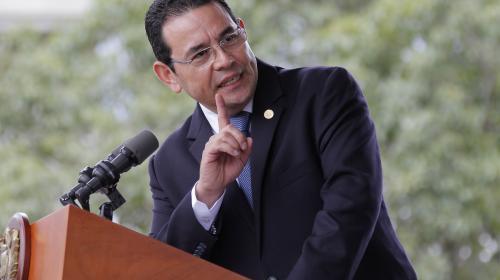 Jimmy descarta volver a declarar non grato a Iván Velásquez