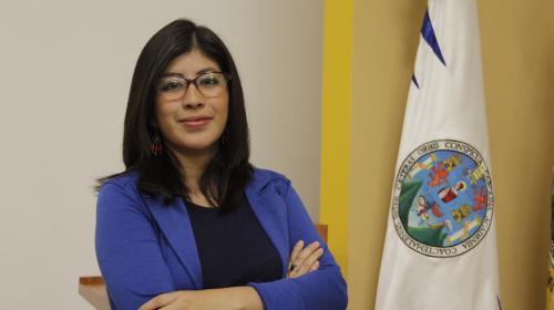 Lenina García es la nueva secretaria que dirige la AEU