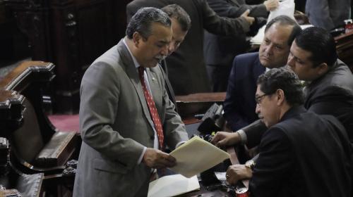 Diputados fallan en intento de aumentarse el salario