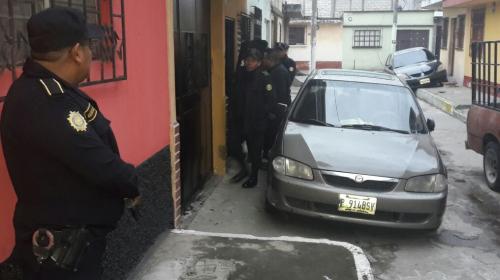 Capturan a personas acusadas de estafar a un banco por Q7 millones
