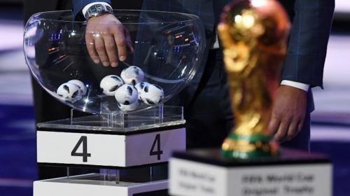 Este será el partido inaugural del Mundial de Rusia 2018