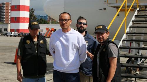 Deportan a Emerson Marroquín, acusado del asesinato de Gaby Barrios