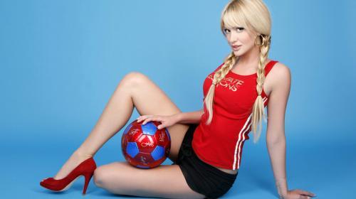 Victoria Lopyreva, la sexy embajadora de la Copa del Mundo Rusia 2018