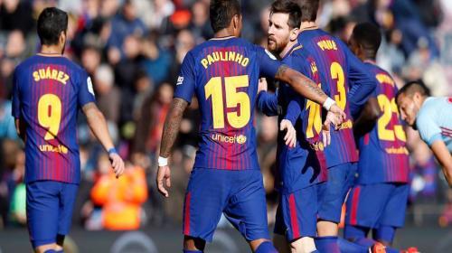 ¿Qué defensor podría llegar en el mercado de invierno al Barcelona?