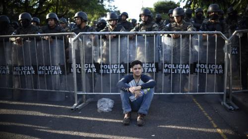 Concluye conteo de votos en Honduras y la polémica rodea el resultado