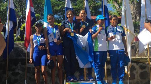 Guatemala logra sus primeras medallas de oro