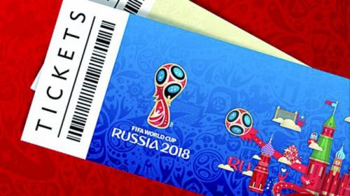 FIFA inicia segunda fase de venta de boletos para el Mundial de Rusia