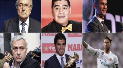 El polémico ranking de las personalidades más odiadas del fútbol