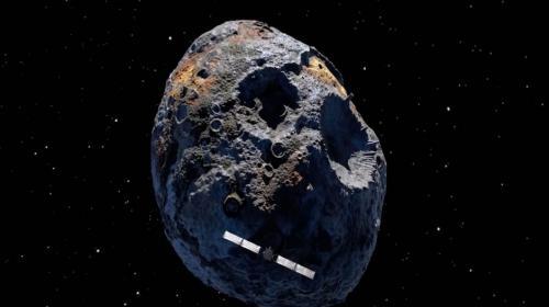 Un meteoro de $10 mil cuatrillones: la espectacular misión de la NASA